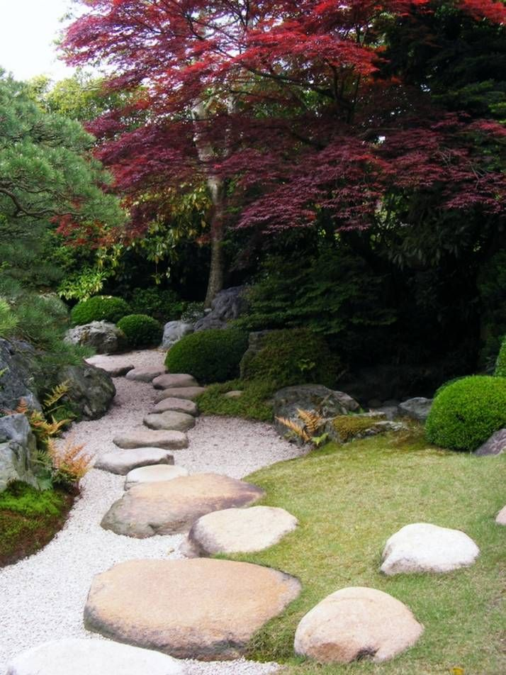 "The Best Gardens in Japan ""Beautiful transitions."" KB"