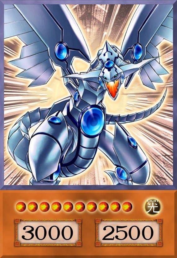 Blue-Eyes Shining Dragon (Versão Anime)