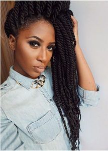 35 Stunning Kinky Twists Styles You'll Love To Try!