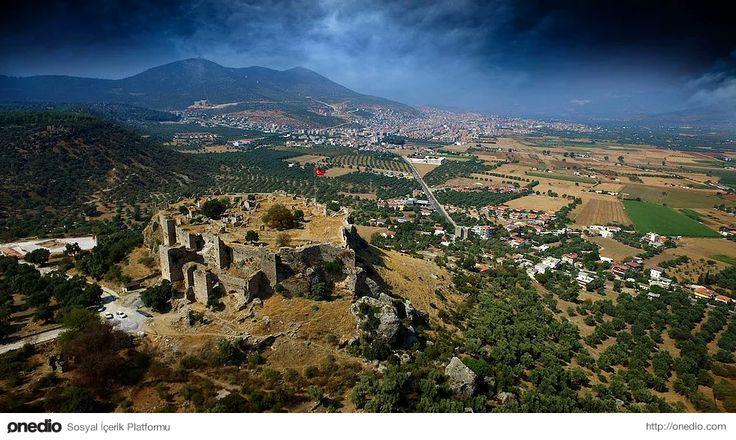 Beçin Kalesi, Milas, Muğla