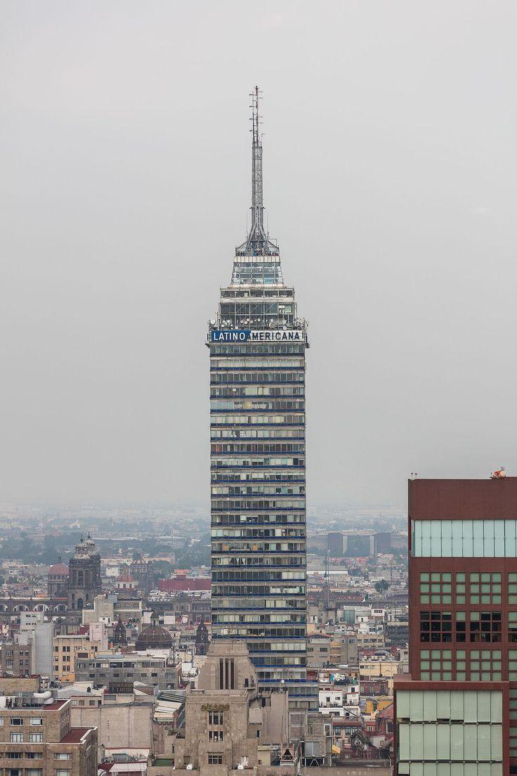 Torre Latinoamericana - Wikipedia, la enciclopedia libre