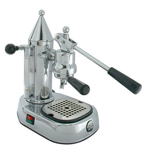 Gaggia 77001 8-Cup Manual Espresso Machine, Silver ** You can find more details by visiting the image link.