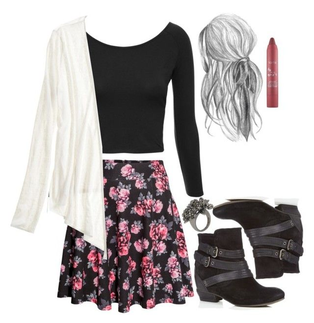 """Allison Inspired Spring School Outfit"" by veterization ❤ liked on Polyvore"