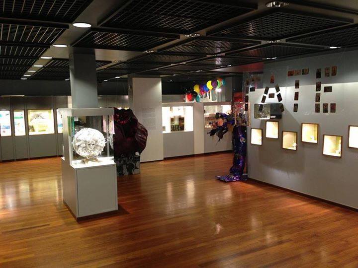 exhibition. display, museum, jewelry, Athens, tour,ilias lalaounis jewelry museum, ilias lalaounis,