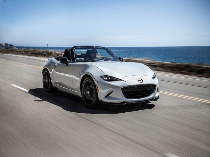 # 3   the  completely redesigned 2016 Mazda MX-5 Miata is the most affordable roadster money can buy,  its cost is $24,915