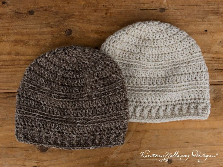 This cute crochet beanie is easy for beginners to make, and fits women, and teens. Instructions include optional crochet flower, if you prefer that look.
