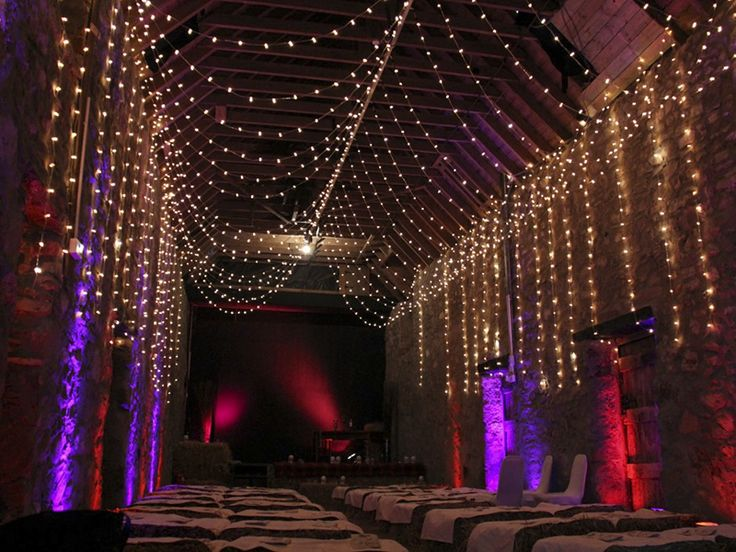 Evening Outdoor Indian Wedding Decorations with Comfortable Venue