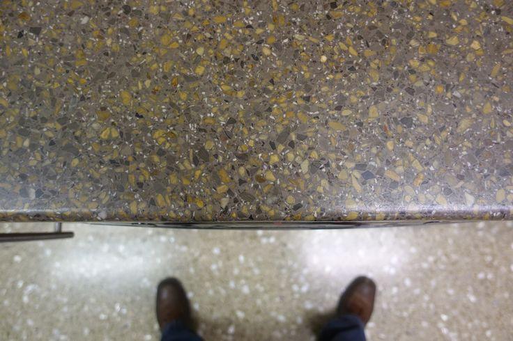 Precast Terrazzo Countertops