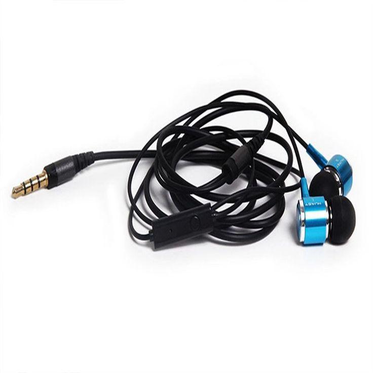 $1.38 (Buy here: https://alitems.com/g/1e8d114494ebda23ff8b16525dc3e8/?i=5&ulp=https%3A%2F%2Fwww.aliexpress.com%2Fitem%2Fheadphones-hot-3-5mm-Super-Bass-Stereo-In-Ear-Earphone-Headphone-Headset-For-Tablet-MP3-top%2F32790923022.html ) Professional In-Ear Earphone Metal Heavy Bass Sound Quality Music Earphone China's High-End Brand Headset fone de ouvido ja13 for just $1.38