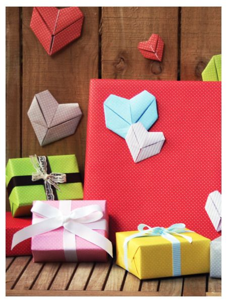 """Polka Dots"" Gift Wrap & Tags 