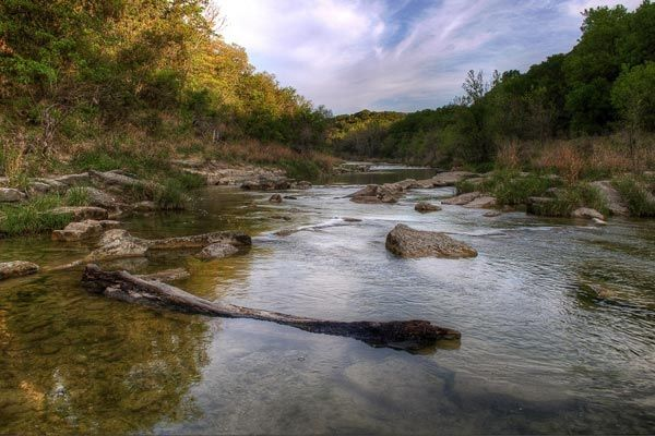 Dinosaur Valley State Park in Glen Rose, TX