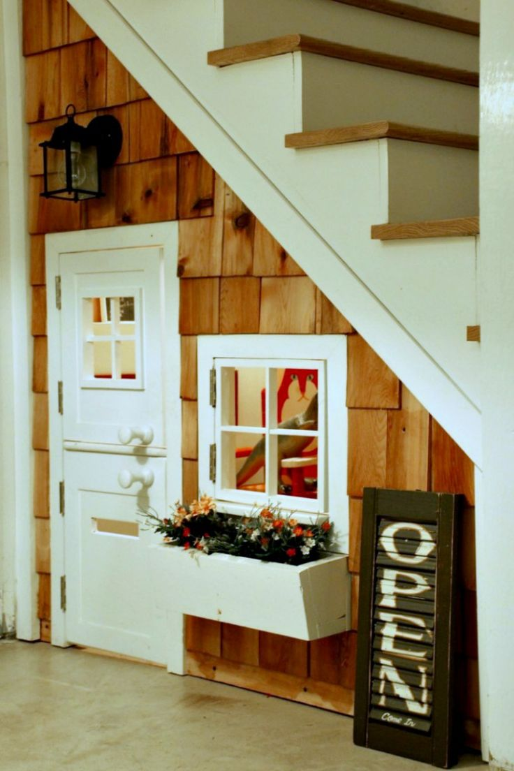 Under Stair Ideas best 25+ under stairs playhouse ideas on pinterest | under stairs