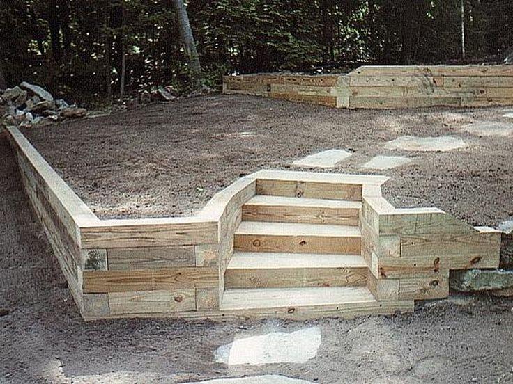 25+ unique Landscape timbers ideas on Pinterest ...