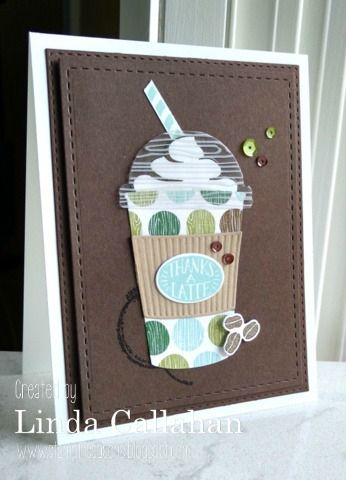 Thanks a Latte | Stampin' Seasons | Bloglovin'