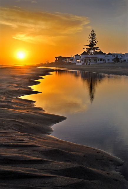 La Antilla,  Huelva  Spain - I want to see this in person.