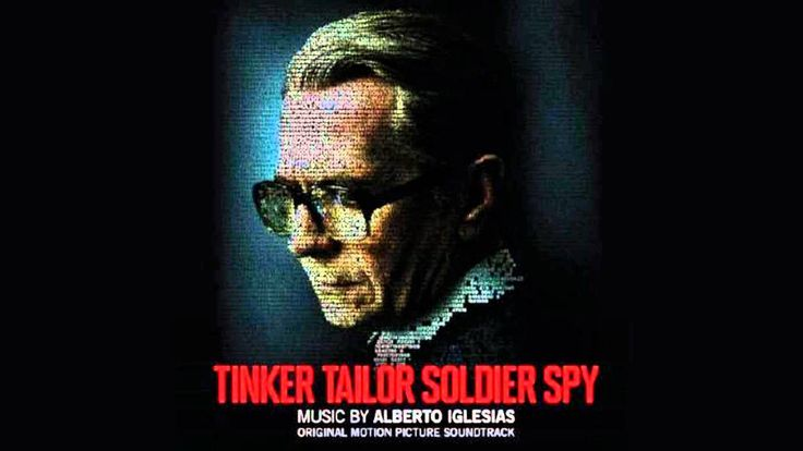 Alberto Iglesias - George Smiley (Tinker, Tailor, Soldier, Spy soundtrac...