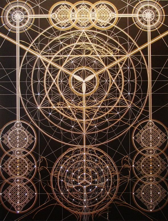 history, sacred geometry has been expressed in music, natural world architecture,. .  3