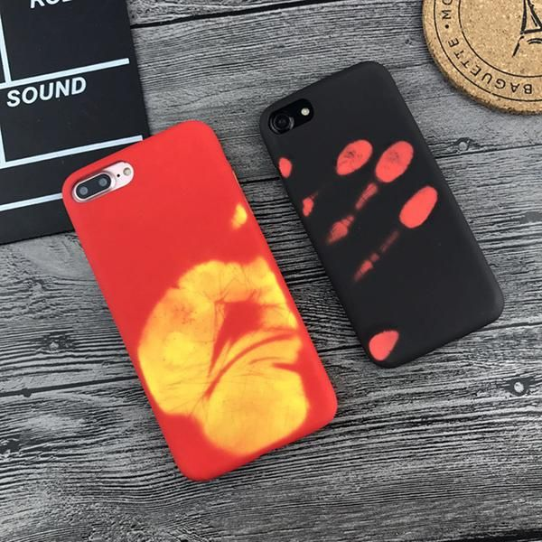 This Is new feature of phone cover.It can give new shape and a new look to your iPhone. Check out the feature of HOT SELLING Product. Features: Thermal sensor c