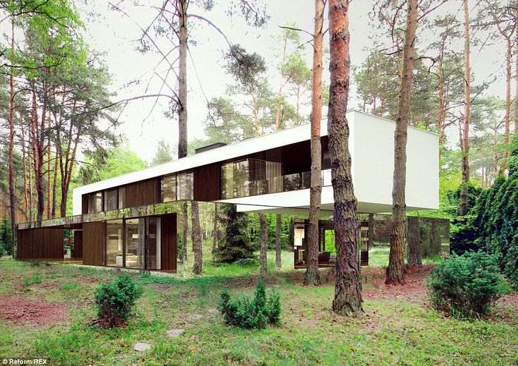 Wow, Rumah Ini Melayang Di Udara