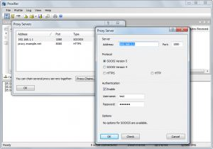 Download Proxifier - Proxifier is not unusual for internet users to expect some extra privacy online.