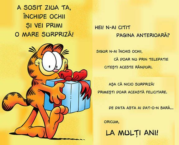 De ziua ta surpriza  http://www.felicitarialese.ro/felicitare-la_multi_ani_de_ziua_ta_surpriza-1745.html