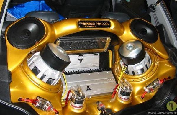 آموزش نصب آمپلی فایر ماشین Car Audio Car Audio Systems Car Audio Installation