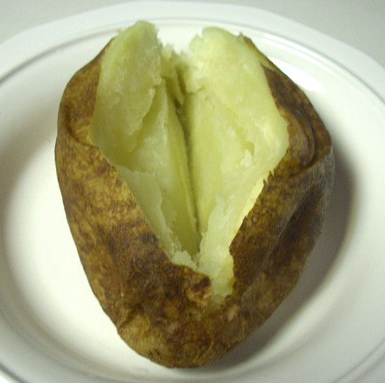 A couple of people have asked for more details on how to make microwave potatoes that taste like real baked potatoes: Super easy. Just scrub the potato and put it in a baggie, freezer bags work the best in my...