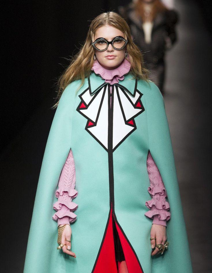 Fashion Week : Gucci proposera des défilés mixtes - Elle