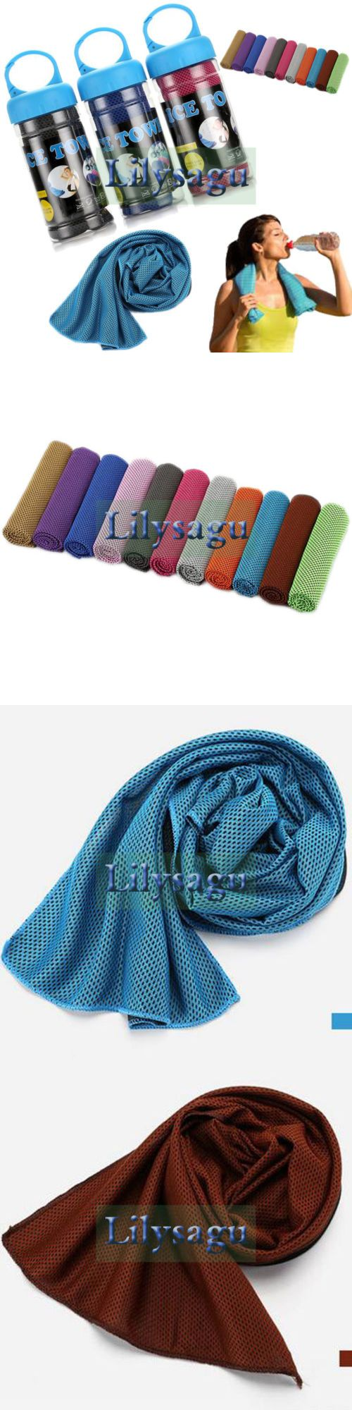 Gym Towels 179801: 100Pcs Lot Cooling Towel Sports Gym Towel Drying Sweat Pets Baby Absorb Dry Case -> BUY IT NOW ONLY: $315 on eBay!