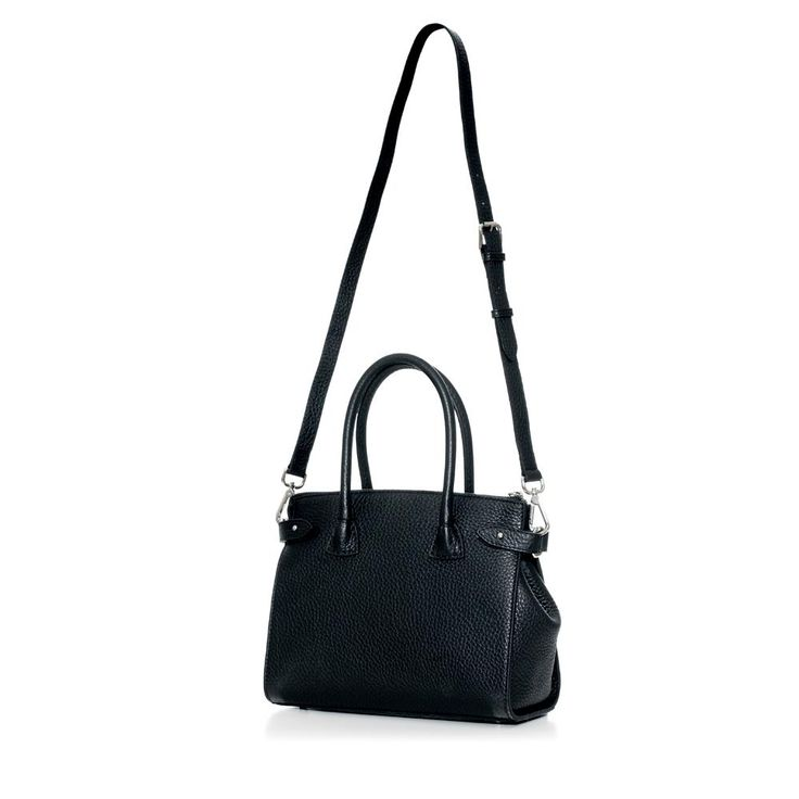 DECADENT 468 X-small shopper black