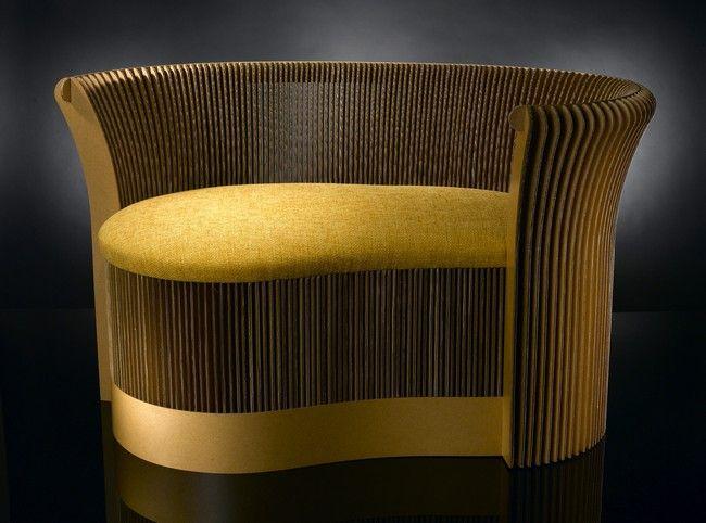 Find This Pin And More On Design_CARDBOARD By Pinksailfashion. Karton  Design 12 Creative Cardboard Furniture ...
