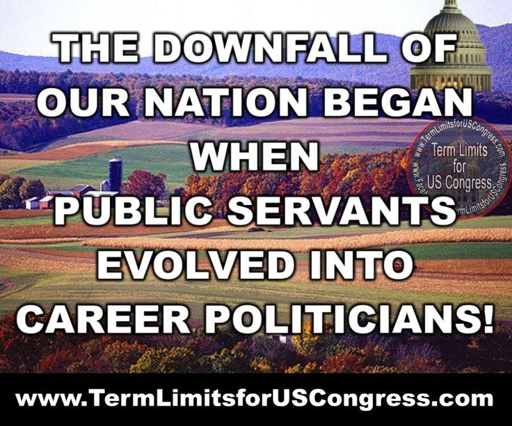 Term Limits For Congress ~ Sign the petition and end careers in Congress! Term Limits Petition Link: http://www.termlimitsforuscongress.com/e-petition.html ~ Learn more about this grassroots movement on our website. www.TermLimitsforUSCongress.com ~ RADICAL Rational Americans Defending Individual Choice And Liberty