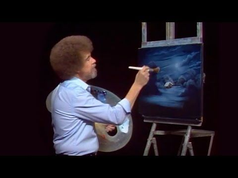 Bob Ross - Evening's Peace (Season 19 Episode 12) - YouTube