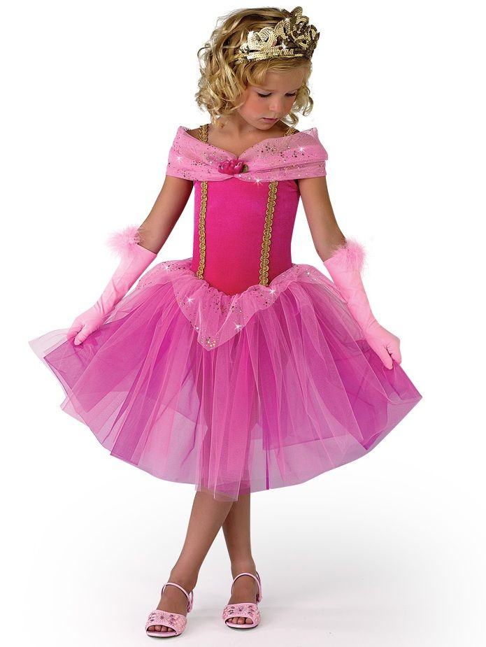 Deluxe Sleeping Beauty Dress - Everything Princesses, $63.99