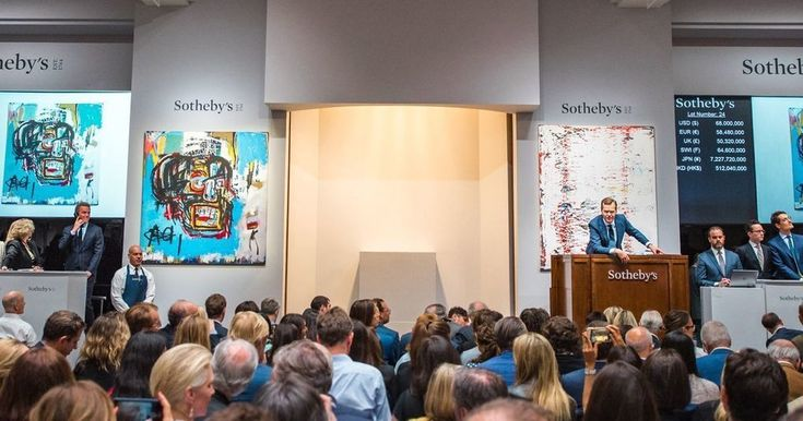Global #auction sales up 25% to $11.2bn in 2017 #ProAuction