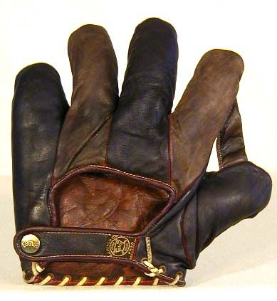 Vintage Baseball Gloves - Antique Baseball Gloves