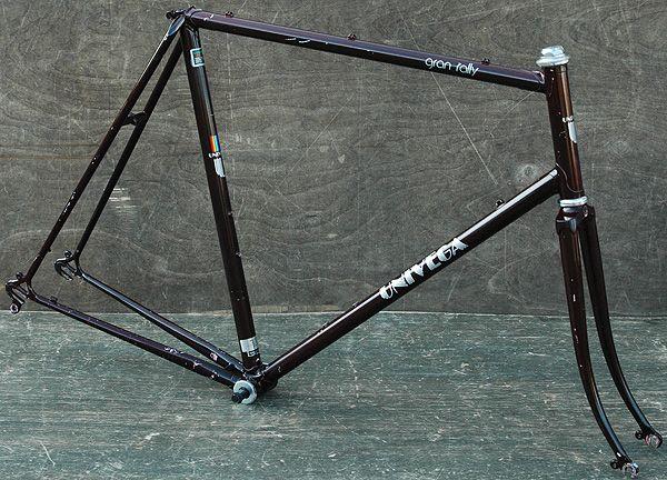 lux low fixie frame shop vintage lugged steel road bike frames