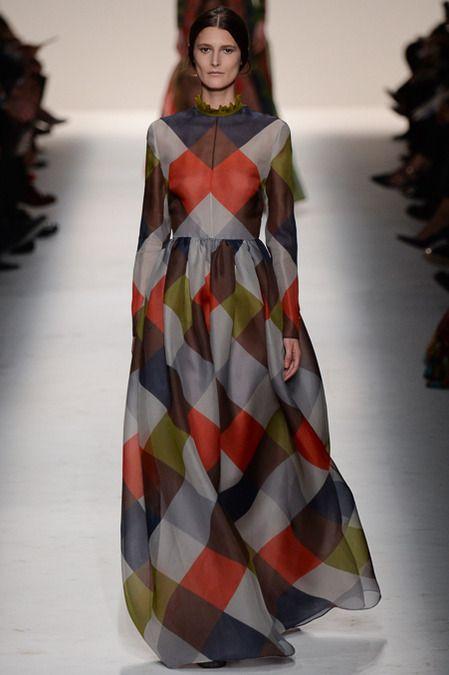 Valentino fall-2014 dress