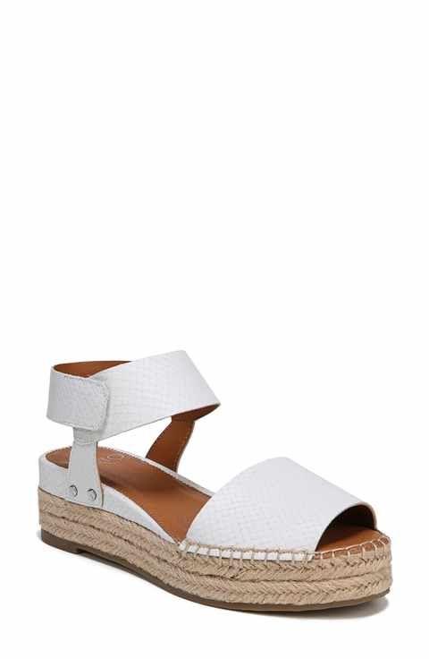 77d789ffb0f SARTO by Franco Sarto Oak Platform Wedge Espadrille (Women)   Shoes ...