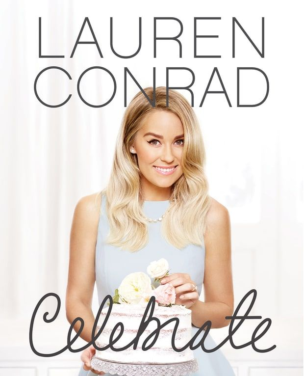 Lauren Conrad exclusively revealed the cover of her new party-planning book, 'Lauren Conrad Celebrate,' to Us Weekly — see the cool image