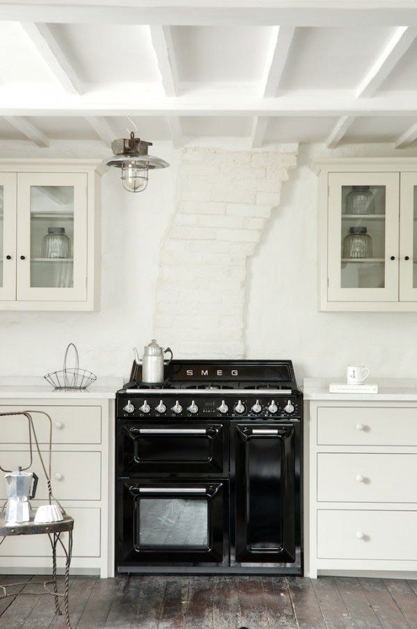 Inspirational Victoria Traditional Range in Black mm wide