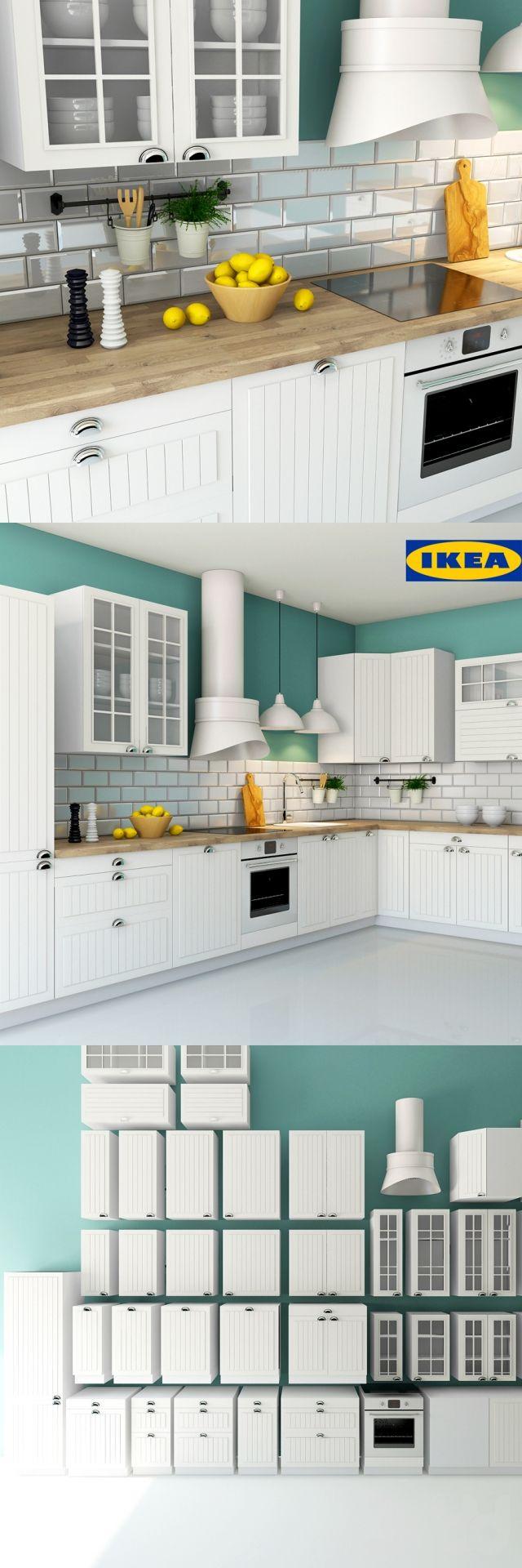кухня ИКЕА СТОТ ФАКТУМ (IKEA STAT FAKTUM)