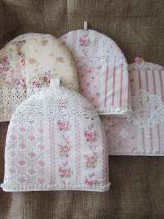 Angela Lace: Tea Cosy Tutorial