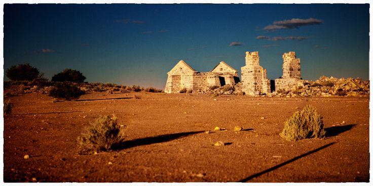 Strangways Ruins South Australia