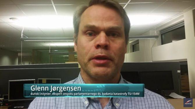 Jorgensen wzywa Laska do publicznej debaty o Smoleńsku. Stawia 10 tys. zł