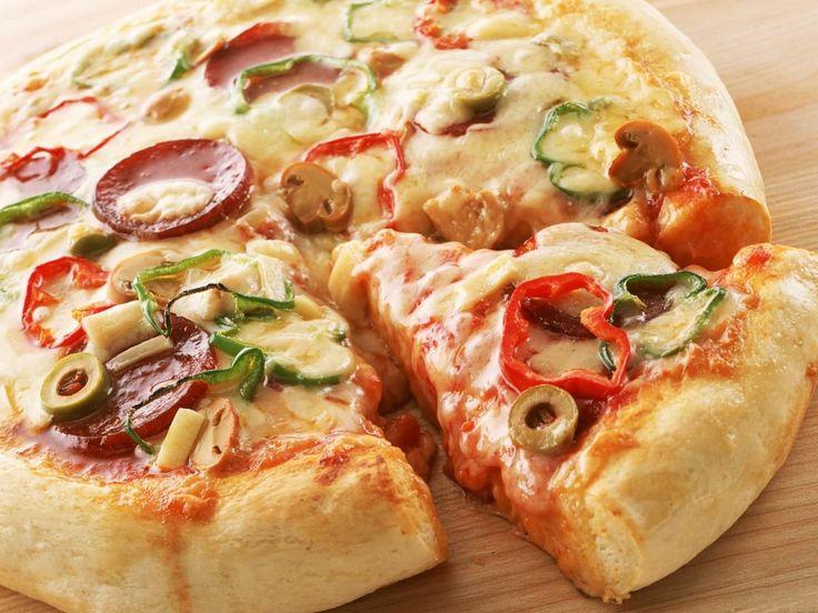 Kουζινάτσι: Η πιο αφράτη ζύμη για σπιτική pizza