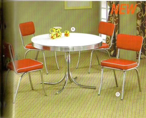 Retro Dining Room Table