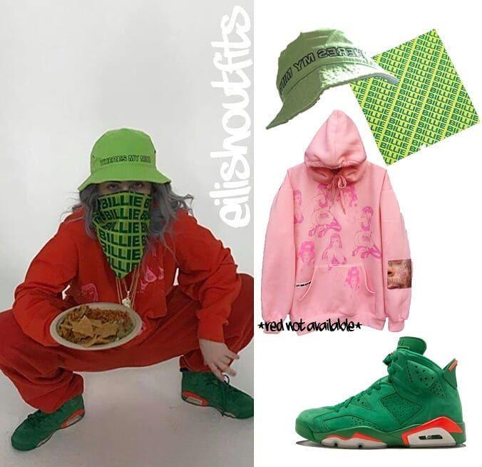 billie eilish outfits i 2021