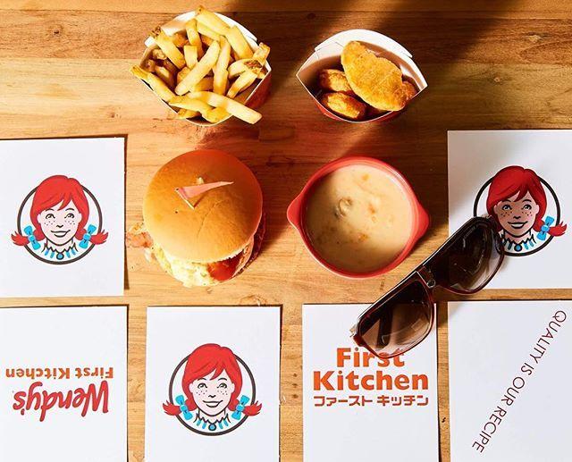 ウェンディーちゃんと、ポテト、ナゲット、ハンバーガー、スープセット♬ 明後日(16日)からはフライドチキンとトリュフポテトが新発売★お楽しみに🎶  #ファーストキッチン #ウェンディーズ #ウェンディーちゃん #ウェンディー #ナゲット  #国産  #チキンナゲット #鶏肉 #ポテト #ハンバーガー #スープ  #チキン #ランチ  #ディナー #ランチ #お昼ごはん  #昼食  #朝食  #休憩中  #料理  #テイクアウト #肉  #おいしい  #美味しい #wendys  #dinner #lunch #firstkitchen  #Burger #burgerlover
