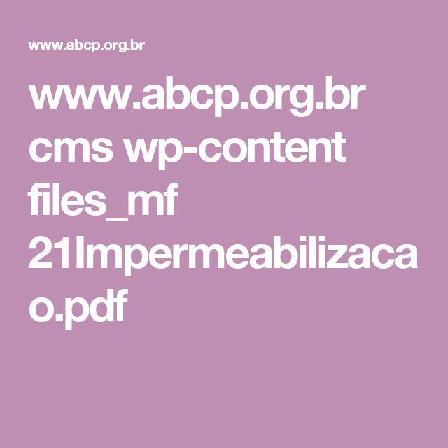 www.abcp.org.br cms wp-content files_mf 21Impermeabilizacao.pdf